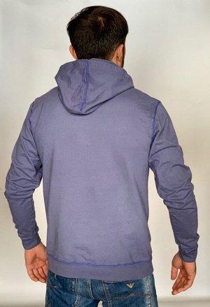 Стильная мужская толстовка Old Khaki Strong (ЮАР) - идеально подходит как на весну-осень, так и на зимний период. Легкая, но отлично сохранеет тепло и в ней не потеешь! № 700