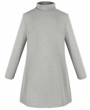Светло-серое платье для девочки Цвет: светло-серый