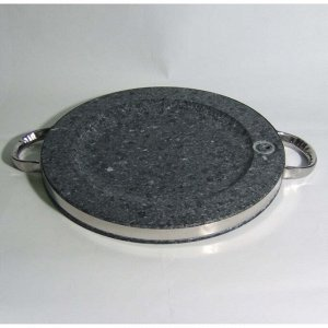 Каменная круглая жаровня YS-0630A диаметром 30 см.