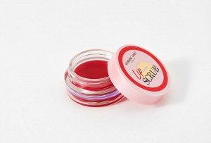 Vivienne Sabo Скраб для губ сахарный Lip Scrub  (в баночке), тон 01 ягодный
