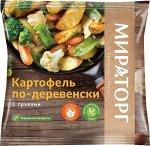 Картофель по-деревенски с травами 400г (ВИТ)