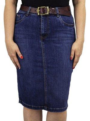 Юбка джинсовая на 48 размер