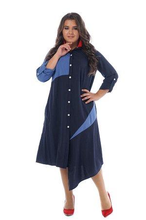 Платье-2757