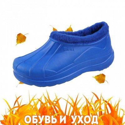 Дом, Сад, Огород - урожай на круглый год! — Обувь/ уход👞 — Для ухода за обувью