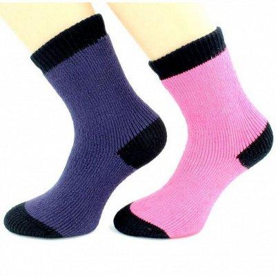 Детям теплые носки, перчатки, лосины ❄  — Термоноски — Для девочек