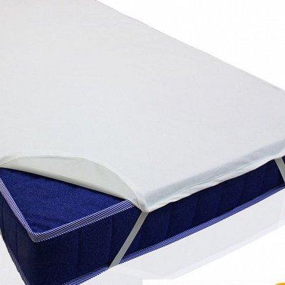 Подушки, Одеяла, Наматрасники, Чехлы на мебель — Наматрасники 70-80х200 см — Наматрасники