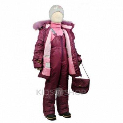 🔥Верхняя одежда для детей. Качество шикарное.🔥 — Зимние комплекты. костюмы для ДЕВОЧЕК — Верхняя одежда