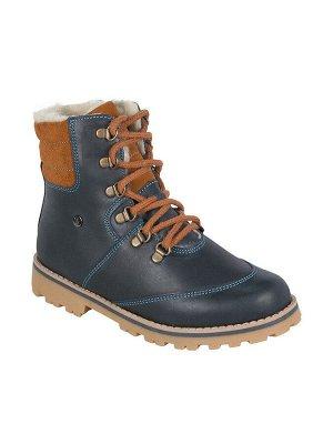 Ботинки Бартек, Зима