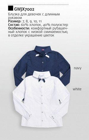 GWJX7002 блузка для девочек