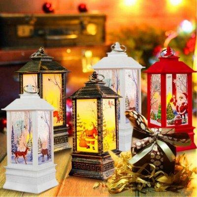 🎄 Предзаказ! Новогодние Чудеса Уже Близко - 2!!! — Рождественские Фонарики! — Украшения для интерьера