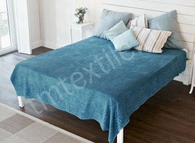 Фланелевое постельное белье Незаменимо в межсезонье   — Махровые Покрывала — Покрывала
