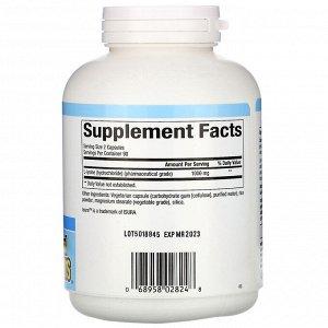 Natural Factors, L-Lysine, 500 mg, 180 Vegetarian Capsules