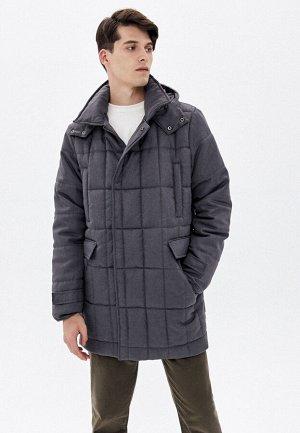 Утеплённая стёганая куртка для мужчины