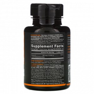 Sports Research, Vitamin D3 with Coconut Oil, 250 mcg (10,000 IU), 120 Softgels