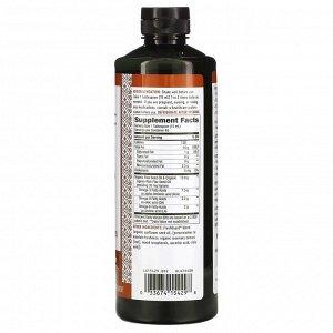 Nature&#x27 - s Way, Organic Flax Oil, Super Lignan, 24 fl oz (720 ml)