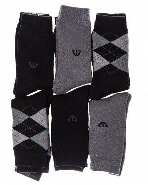 Мужские теплые носки