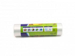 Пакеты 25*35 Clean Wrap 200 шт. в рулоне