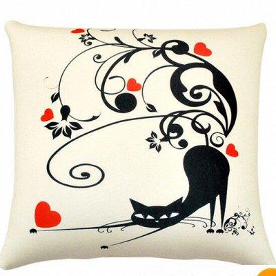 Подушки, Одеяла, Наматрасники, Чехлы на мебель — Декоративные Подушки. — Декоративные подушки