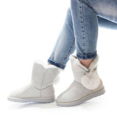 Обувь + без рядов! Горячие новинки осень-зима 2020🔥🔥  — Валенки, угги женские — Угги