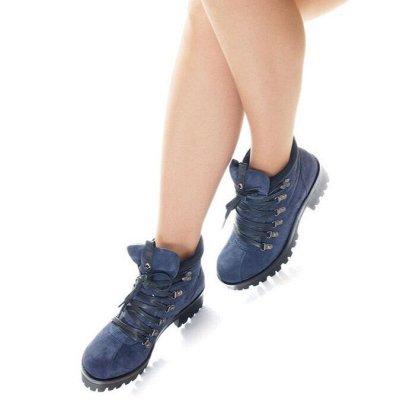 Обувь + без рядов! Горячие новинки осень-зима 2020🔥🔥  — Ботинки, полусапожки зима! Новое поступление — Ботинки