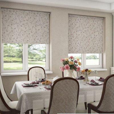Рулонные и Римские шторы.Огромный выбор расцветок и размеров — Рулонные шторы (ширина 62-68 см) — Шторы