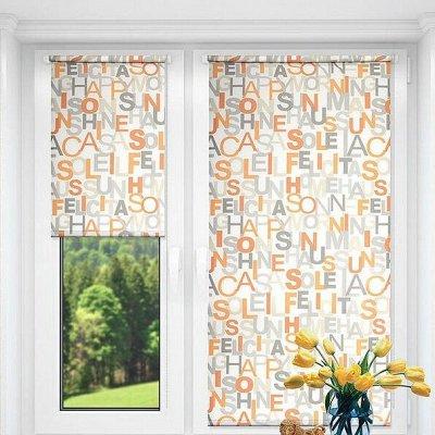Рулонные и Римские шторы.Огромный выбор расцветок и размеров — Рулонные шторы (ширина 72-73 см) — Шторы