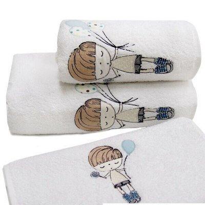 ОГОГО Какой Выбор Домашнего Текстиля — Детские Полотенца — Полотенца