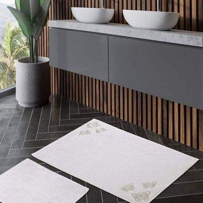 ОГОГО Какой Выбор Домашнего Текстиля — Наборы ковриков для ванной — Коврики