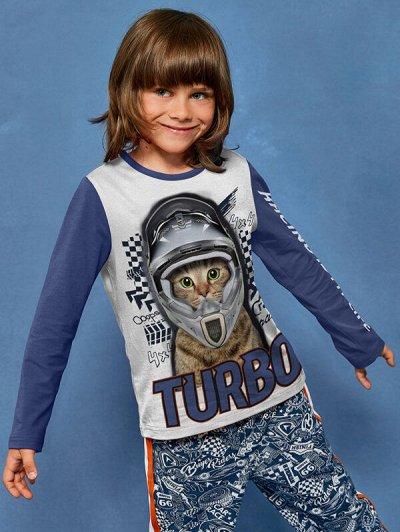 Juno — крутые новинки. Детский трикотаж — Еще больше скидок. Мальчики (98-128) — Водолазки, лонгсливы