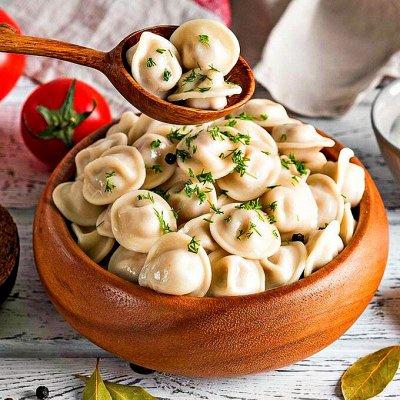 Крабовое мясо в подарок — Пельмени, вареники. манты САВОС — Готовые блюда