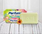 """Ароматизирующее хозяйственное мыло """"Perfume Cleansing Soap"""" с антибактериальным комплексом"""