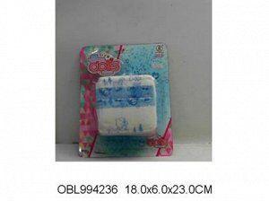 Памперсы д/пупса,5 шт. на картоне 994236