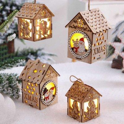 🎄Волшебство! Елочки! *★* Новый год Спешит! ❤ 🎅 — Сказочные  деревянные игрушки! — Все для Нового года