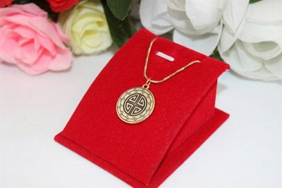 Дубайское золото-ювелирная бижутерия.Красота — Кулоны — Цепочки и подвески