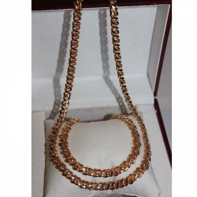 Дубайское золото-ювелирная бижутерия.Красота — Комплекты цепь+браслет — Наборы