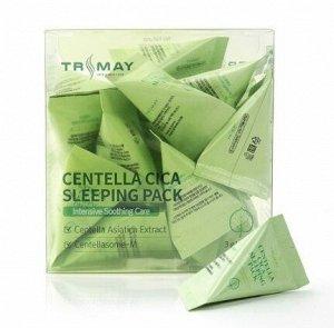 Успокаивающая ночная маска Centella Cica Sleeping Pack
