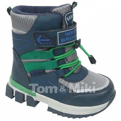 Детская обувь TomMiki™ + Paспpoдажа мембраны -45% — Зимняя обувь для мальчиков — Для мальчиков