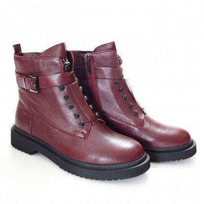 Обувь + без рядов! Горячие новинки осень-зима 2020🔥🔥  — Ботинки, полусапожки демисезонные — Ботинки