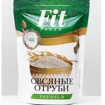 ФитПарад® - спортпит и омега — Функциональные продукты. (мука, клетчатка, сух. молоко, чиа) — Диетические продукты