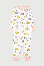 Пижама(Осень-Зима)+girls (хомячки на сахаре)