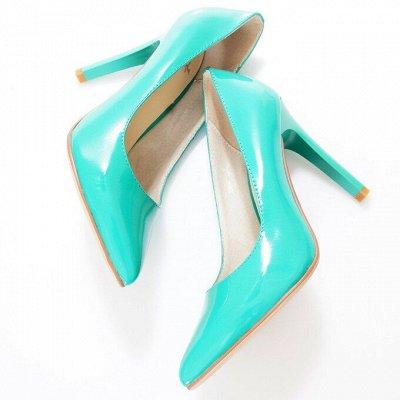Обувь + без рядов! Горячие новинки осень-зима 2020🔥🔥  — Туфли женские на каблуке — Туфли