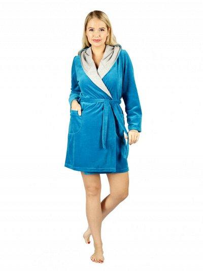 №175=✦Домтрик ✦ Уютная домашняя одежда от 42до76р — Женские домашние халаты – красивые варианты на любую фигуру — Халаты