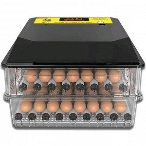 Инкубатор автоматический SITITEK 128, вместимость до 128 яиц, 220 В