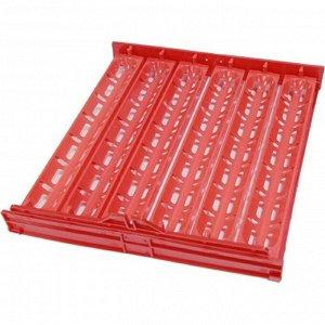 Комплект из 6 лотков для горизонтальной инкубации для моделей SITITEK 48, 96, 112