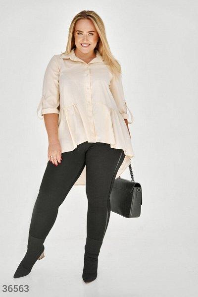 GEPUR женская одежда 🍁 Осень 2020 — брюки, легинсы PLUS SIZE+++ — Леггинсы и лосины