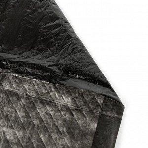 Коврики влаговпитывающие Grand Caratt, 40х60 см, водонепроницаемые, набор 2 шт