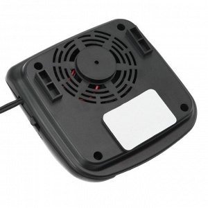 Тепловентилятор автомобильный, 150 Вт, 2 режима