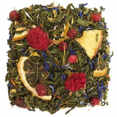 Чай и кофе / добавки к чаю Corvus. Доставка - 1 рабочий день — ЧАЙ Зелёный с добавками (Арома) — Чай