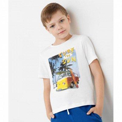 MarkFormelle Дети. Белорусский бренд качественной одежды — МАЛЬЧИКИ. Футболки, Поло — Унисекс