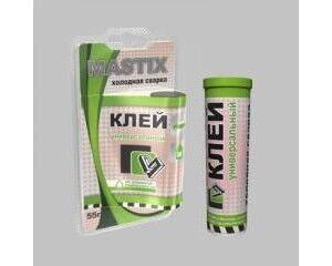 Клей холодная сварка Mastix Клей универсальный MASTIX 55гр. (холодная сварка)(60/уп)